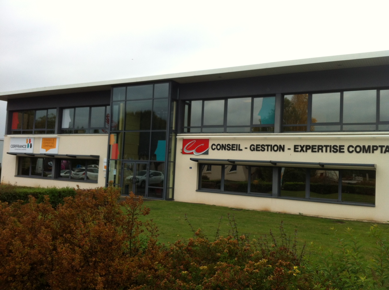 Agence Expert-comptable Lisieux cerfrance