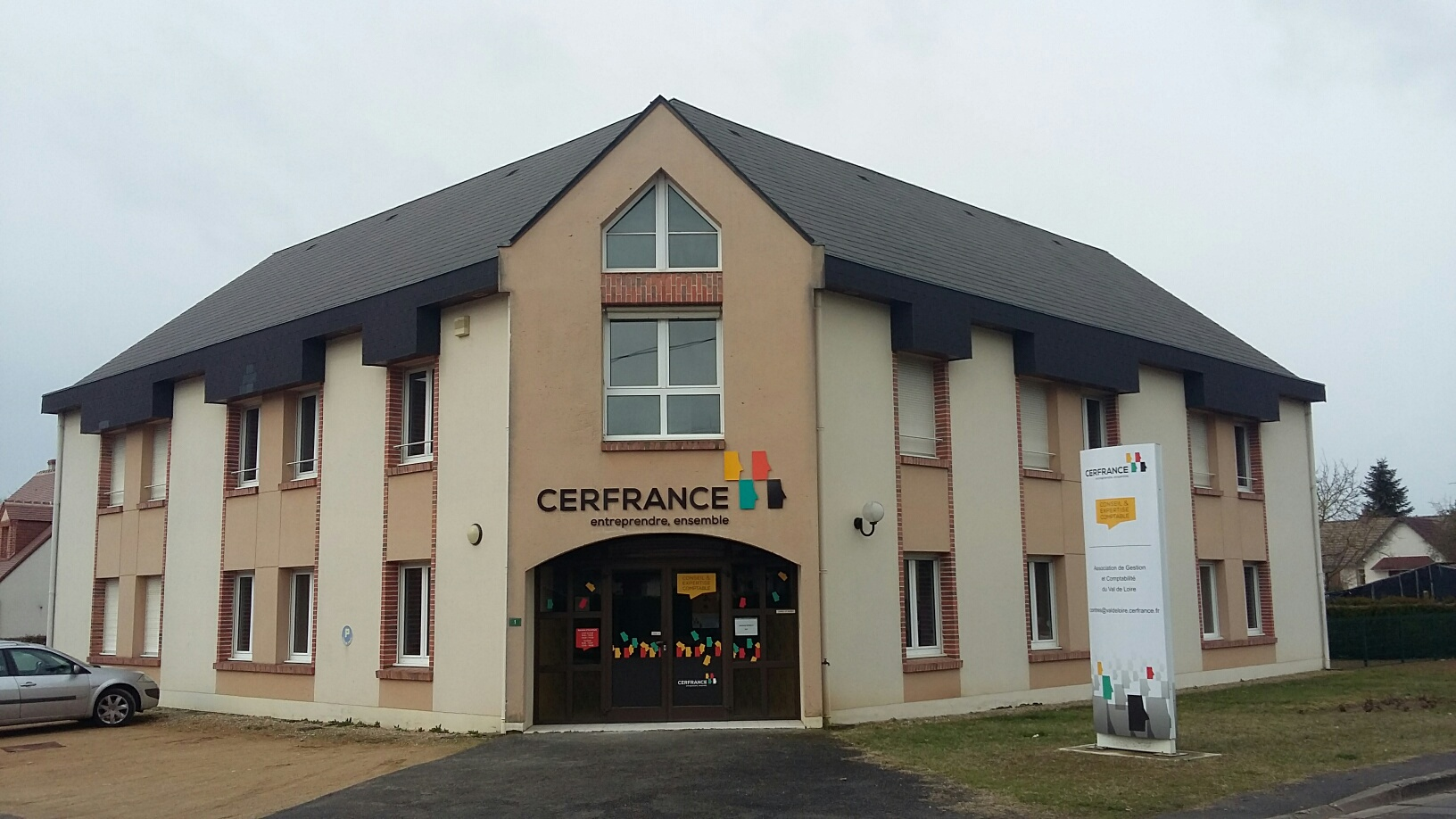 Agence CONTRES cerfrance