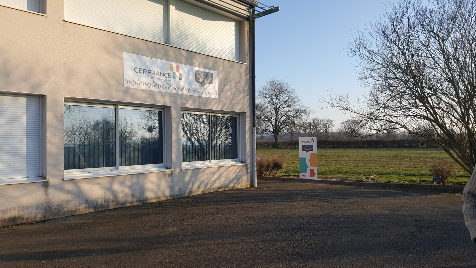 Agence Antenne d'Anzy-Le-Duc cerfrance