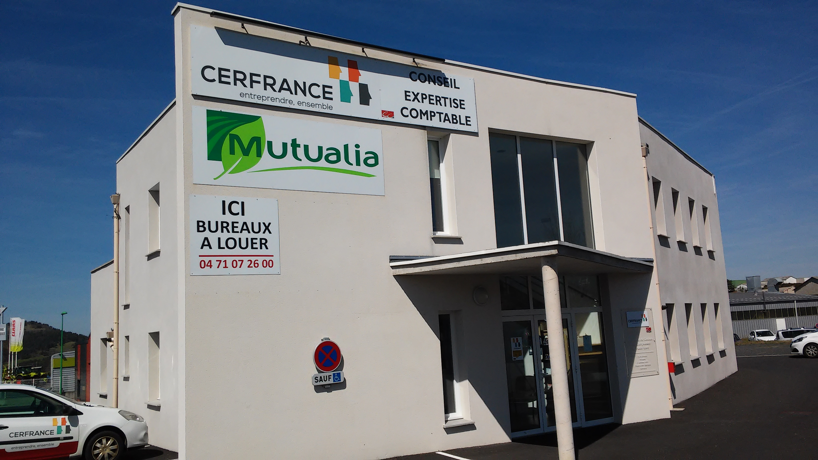 Agence Agence YSSINGEAUX cerfrance